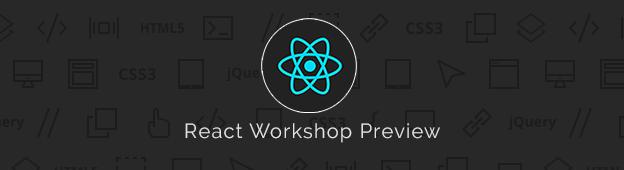 React Workshop - advanced React.js tutorials