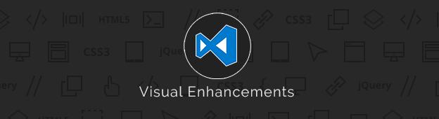 Visual Enhancements of VScode
