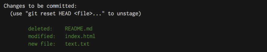 Git Tutorial for Beginners - Staged changes