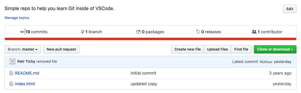 Git Tutorial for Beginners - Git repository