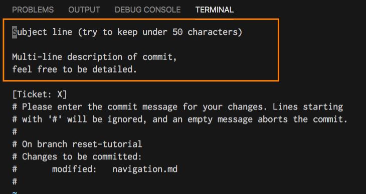 Git config tutorial