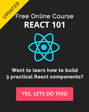 React 101 - Signup Now!
